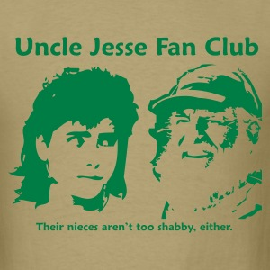Uncle Jesse - Khaki - Men's T-Shirt