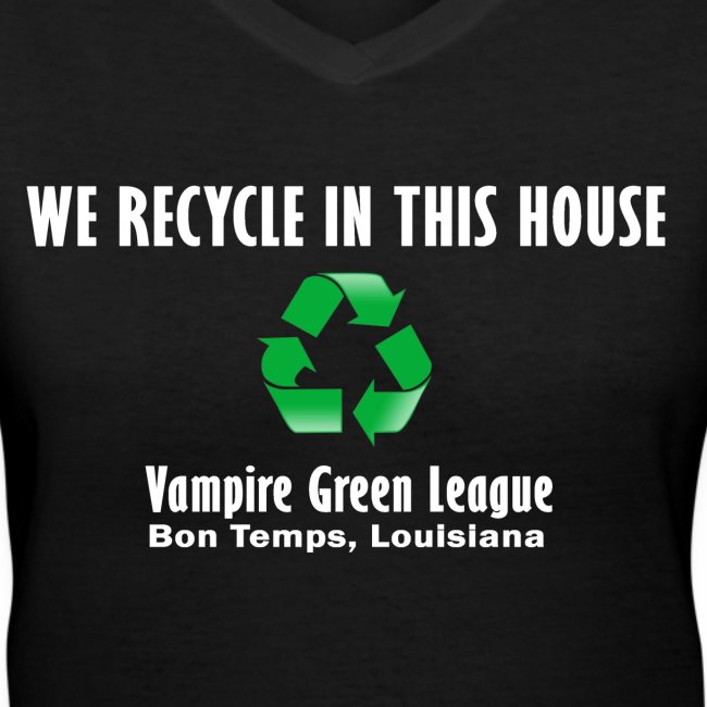 Recycle - Black - Womens