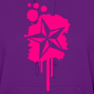 Design ~ Nautical Star Paint Splatter