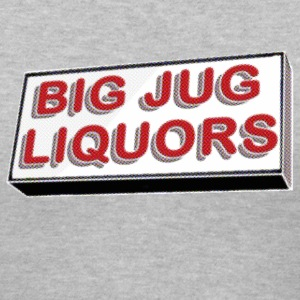 Big Jug Liquors - Women's V-Neck T-Shirt