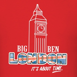 Big Ben London - Men's T-Shirt