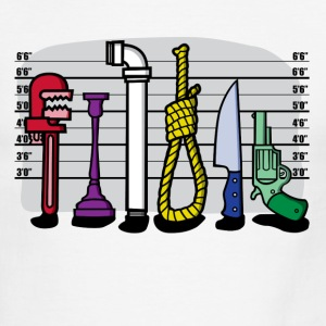 The Usual Suspects - Men's Ringer T-Shirt