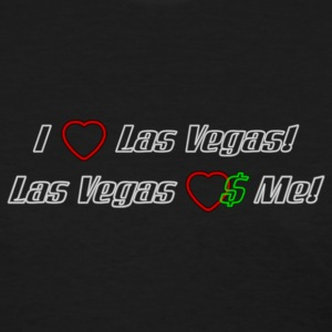 I Love Las Vegas! Neon - Women's T-Shirt