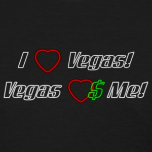 I Love Vegas! Neon - Women's T-Shirt