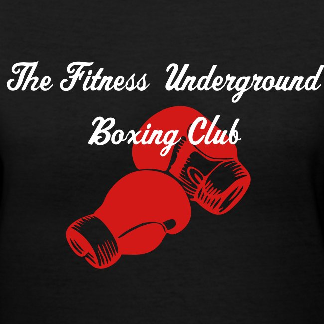 Ladies Boxing Club T