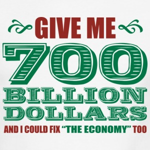 700 Billion - Men's Ringer T-Shirt