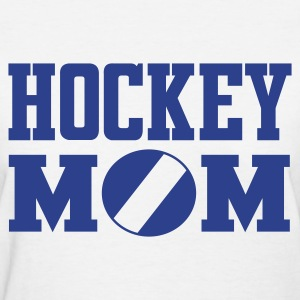 Hockey Mom Women's T-Shirt - Women's T-Shirt