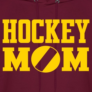 Hockey Mom Hooded Sweatshirt - Men's Hoodie