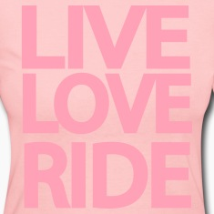 Live Love Ride Long Sleeve Shirt