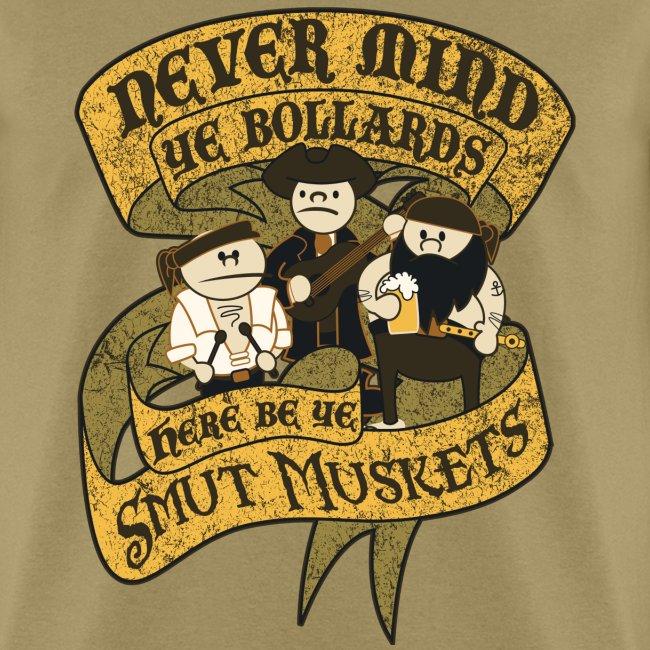 Never Mind Ye Bollards