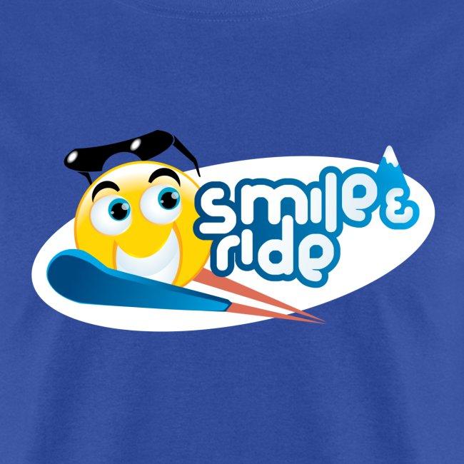 Men's Smile And Ride Bubble T