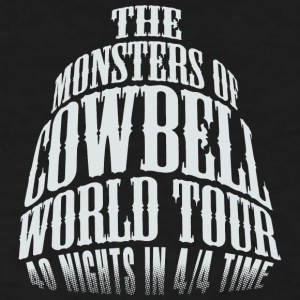 Monsters Of Cowbell - Women's T-Shirt