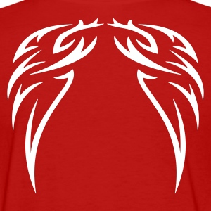 Red tattoo wings Women's T-Shirts - Women's T-Shirt