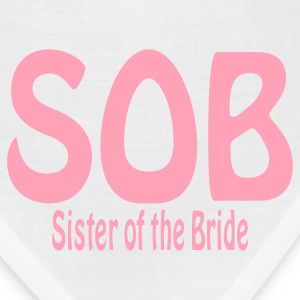 White Sister of the Bride Other - Bandana