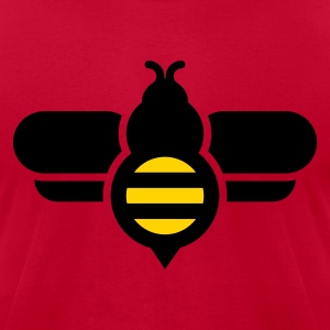 bumble bee - Men's T-Shirt by American Apparel