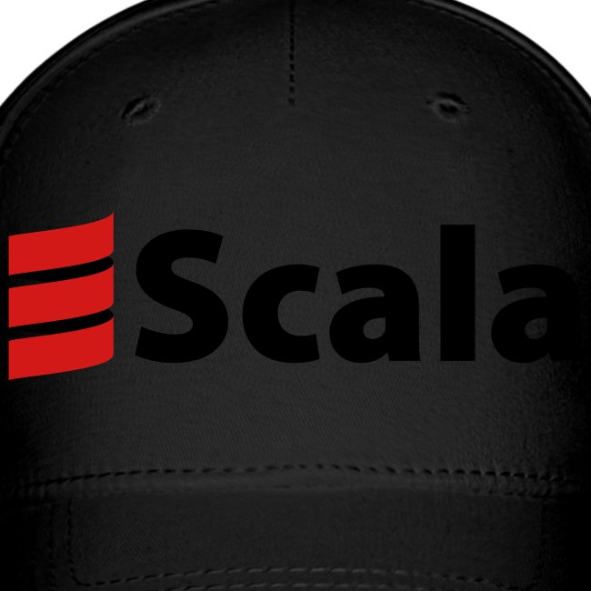 Baseball Cap with Scala Logo