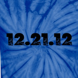 Spider baby blue 12.21.12 2012 The End of the World? T-Shirts - Unisex Tie Dye T-Shirt