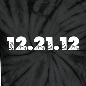 Spider black 12.21.12 2012 The End of the World? T-Shirts - Unisex Tie Dye T-Shirt
