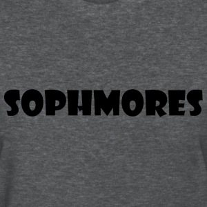 Deep heather sophmores Women's T-Shirts - Women's T-Shirt