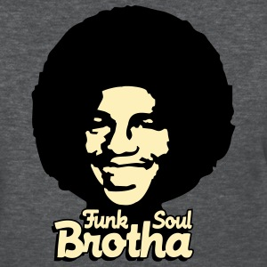 Deep heather funk_soul_brotha_2c Women's T-Shirts - Women's T-Shirt