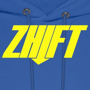 Royal blue ZHIFT Logo Hoodies - Men's Hoodie