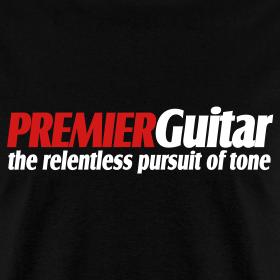 Design ~  Premier Guitar T-Shirt