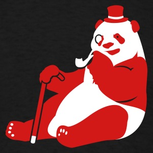 Sir Panda - Men's T-Shirt