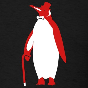 Sir Penguin - Men's T-Shirt