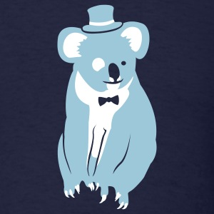 Sir Koala - Men's T-Shirt