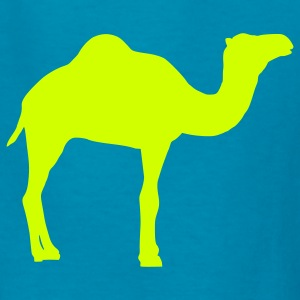 Kelly green Camel Kids' Shirts - Kids' T-Shirt