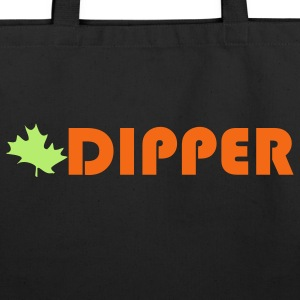 Black Dipper Bags  - Eco-Friendly Cotton Tote
