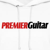 Design ~ Women's Premier Guitar Hoodie