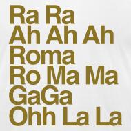 Design ~ Gaga Special Edition Crew