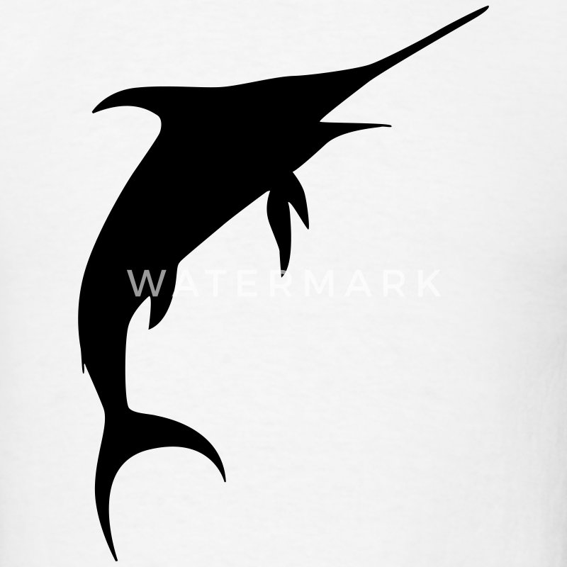 marlin t shirt spreadshirt. Black Bedroom Furniture Sets. Home Design Ideas