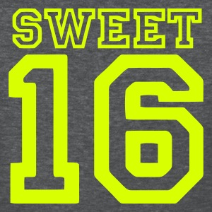 Deep heather sweet 16 Women's T-Shirts - Women's T-Shirt