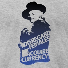 Disregard Females Acquire Currency GREY