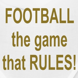 Football the game that RULES! - Bandana