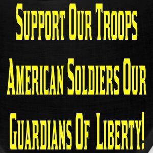 Support our troops..... - Bandana