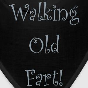Walking Old FArt - Bandana