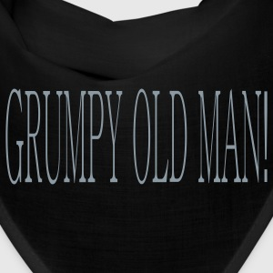 Grumpy Old Man - Bandana