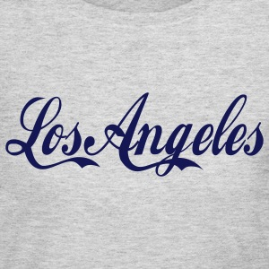 Gray los angeles Long Sleeve Shirts - Women's Long Sleeve Jersey T-Shirt