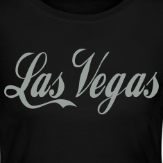 Black las vegas Long Sleeve Shirts