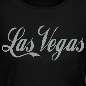 Black las vegas Long Sleeve Shirts - Women's Long Sleeve Jersey T-Shirt