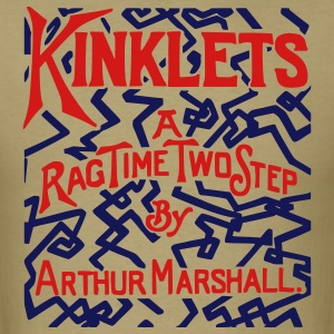 Kinklets a Ragtime Two Step T-Shirts - Men's T-Shirt