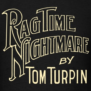 Ragtime Nightmare T-Shirts - Men's T-Shirt