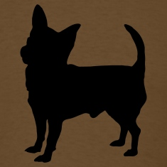 Brown chiwawa T-Shirts