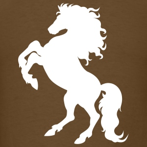 Brown horse T-Shirts - Men's T-Shirt