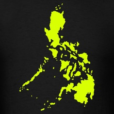 Black Philippines T-Shirts