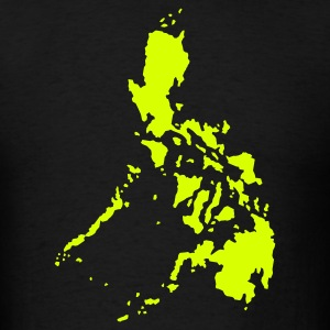 Black Philippines T-Shirts - Men's T-Shirt