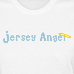 White Jersey Angel Women's T-Shirts - Women's T-Shirt